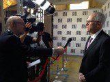Interviewing James Newton Howard