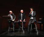 L-R: JB, Charles Fox, Scott Dunn